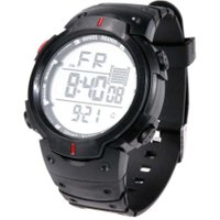 Big Screen Waterproof Men Digital Electronic Watches LED Sports Outdoors