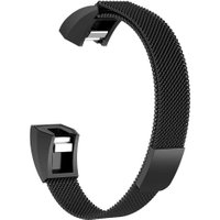 Milanese Magnetic Loop Stainless Steel Watch Band Strap Belt for Fitbit Ace